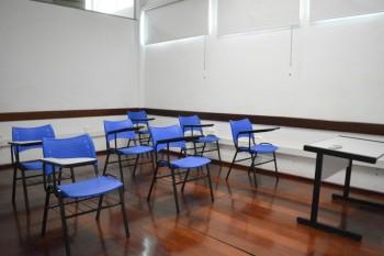 Sala de aprendizagem teórica