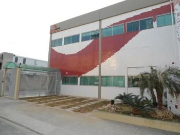 Sede da empresa em S. J. dos Campos