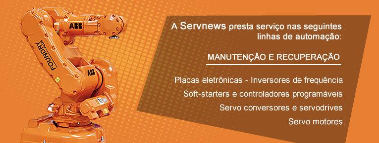 Assistência Tenica Servnews Manutenção