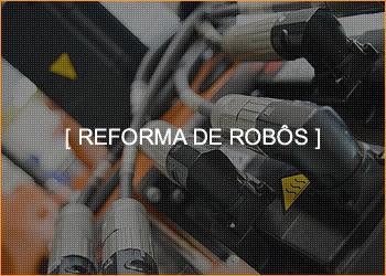 Reforma em robôs - Servnews