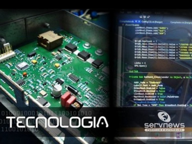 Exportando tecnologia!