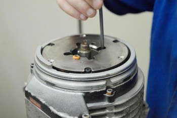 Preventiva de servo motor