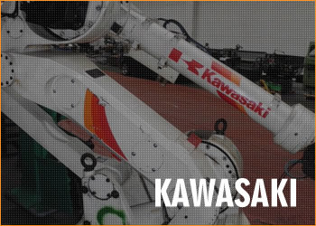 Venda de peças equipamentos KAWASAKI
