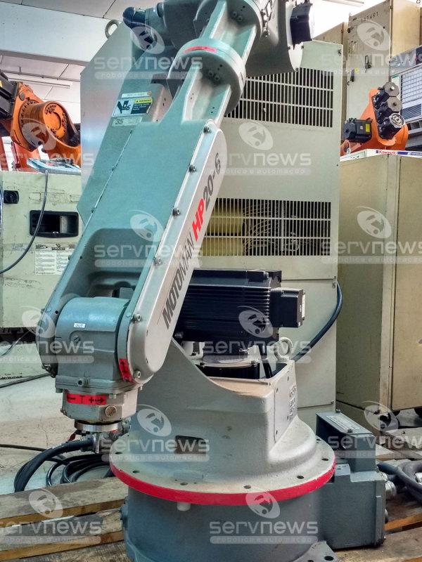 ROBO MOTOMAN HP20 NX100 ERCR-HP20-AB00 – Novo