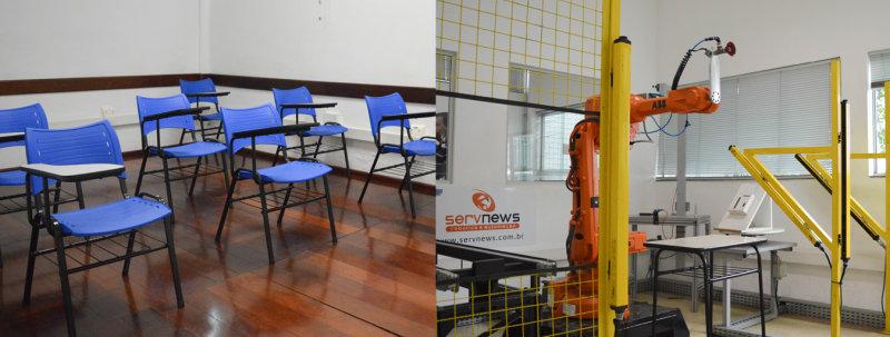 Centro de Treinamento Servnews