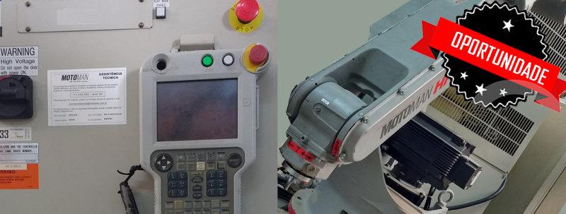 Venda Robo MOTOMAN NX100 HP20