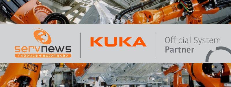 Servnews - KUKA Partner Bronze