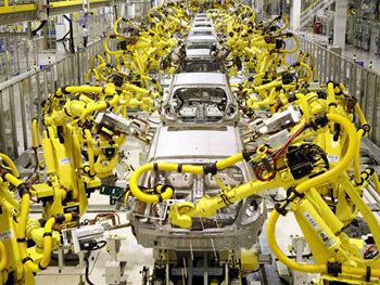 Ranking dos 14 maiores fabricantes mundiais de robôs industriais