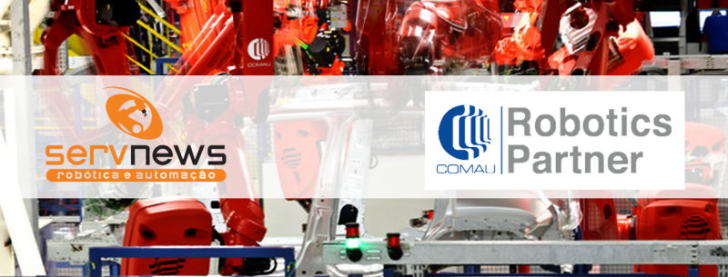 Servnews - COMAU Robotics Partner
